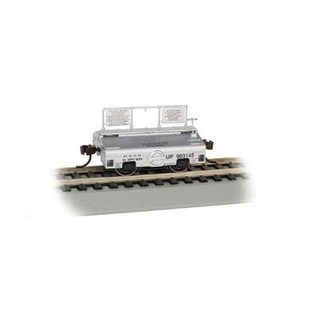 (Test Weight Car Union Pacific (Silver) - HO Scale)