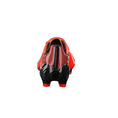 Adidas adizero f50 trx fg leather chaussures de football homme cuir rouge Adidas