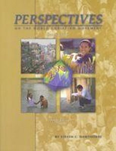 Perspectives on the World Christian Movement : Study Guide 99