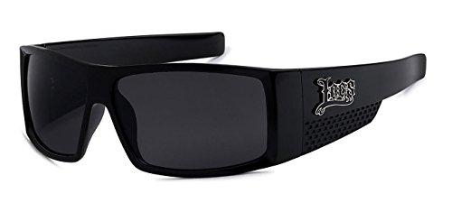 LOCS Classic Style Original Gangsta Shades Hardcore Sunglasses- Locs - Style Locs Original Gangsta Sunglasses