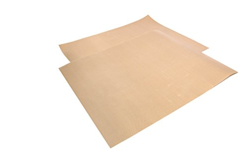 As Seen on TV Yoshi Copper Grill & Bake Mat (2 Pack), Copper