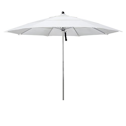 California Umbrella Stainless Steel Market Umbrella