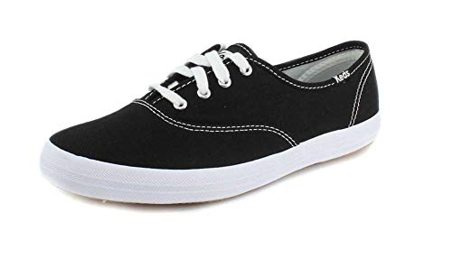 Black Baskets Mode Femme Text Black Black Keds Champion qwHZ1fxR