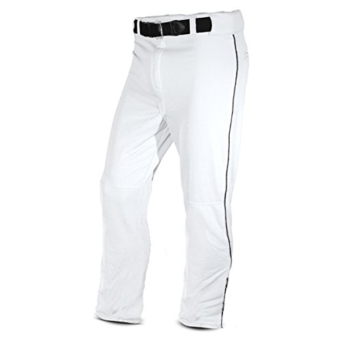 ALL-STAR BSP5Y-RF Youth Relaxed Fit Piped Baseball Pants for cheap zRjbR6dm