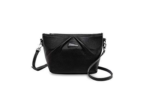 Women Leather Wristlet Wallet Large Clutch Crossbody Purse With Long Adjustable Strap