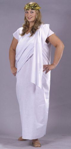 Toga Costume Plus Size (Toga! Toga! Costume - Plus Size - Chest Size 48-53)