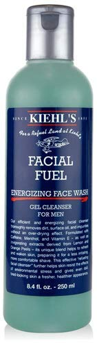 Kiehl's Facial Fuel Energizing Face Wash 8.4 Ounce