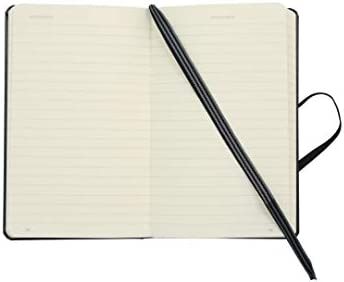 LEUCHTTURM1917 - Notebook LT1917 Pocket A6, lineas, color negro