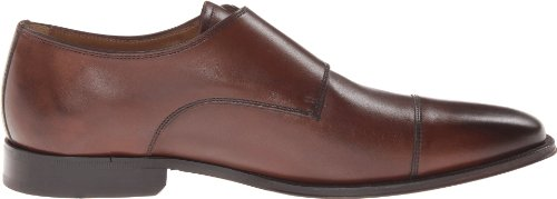Florsheim Mens Classico Monk Oxford Brown