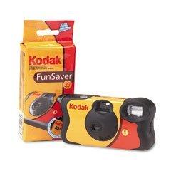 Kodak FunSaver 35 with Flash One-Time-Use Camera