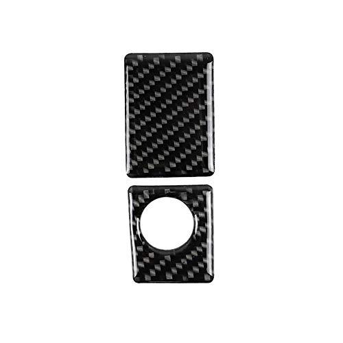 Betfandeful Adesivi in Fibra Di Carbonio Con Interruttore Di Memorizzazione Lexus -