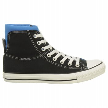 Converse Mens Chuck Taylor Blue Collar Black 140082f Shoe