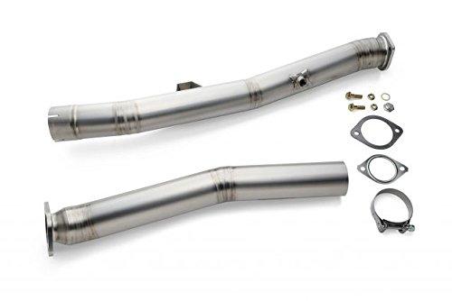 Tomei Ti Titanium Cat Straight Pipe for Subaru WRX 2015+ USDM FA20DIT ()