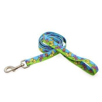 Yellow Dog Design Standard Lead, Butterflies, 3/8'' x 60'' (5 ft.)
