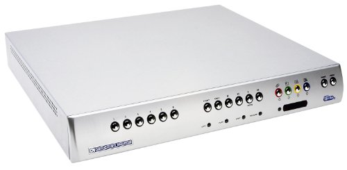 320gb Dedicated Micros DS2 DVR and 16 channel video monitor system. ()