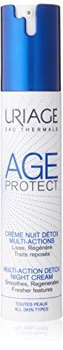 Uriage Age Protect Multi-Action Detox Night Cream - 40 ml.