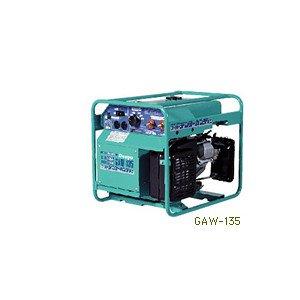 デンヨー・小型ガソリンエンジン溶接機/GAW-135