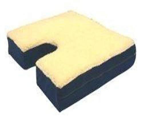 Coccyx Seat Cushion, 18'' X 16'' X 3'', Navy Part No. 4005gel (1/ea)