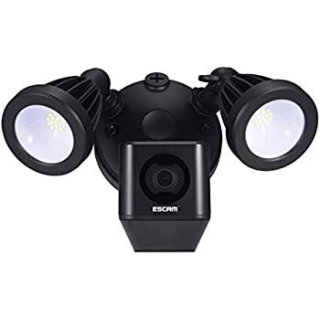 Amazon.com: Maximus Floodlight Camera Motion-Activated HD ...