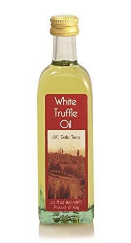 (D Dalla Terra White Truffle Oil, 2.1 Ounce)