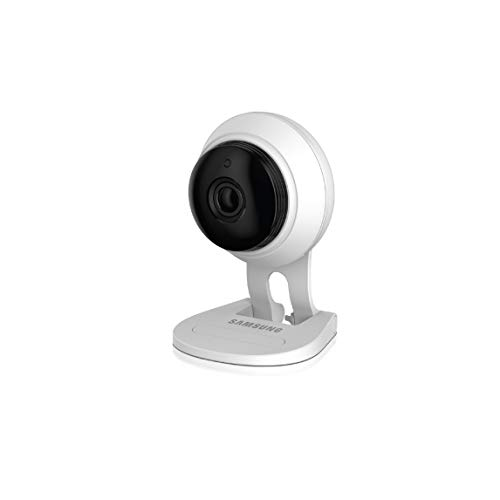 Samsung SNH-C6417BNW SmartCam HD Plus 1080p Full HD Wi-Fi Camera White (Renewed)...