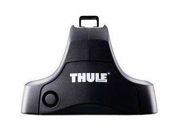 スーリー(THULE) ベースキャリアセット (フット754+スクエアバー761+取付キットKIT1589) VW ポロ 3ドア5ドア 02- 9N# B006TAX340