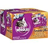 Whiskas Tender Bites Diced Variety Pack, 4.5-Pound, My Pet Supplies