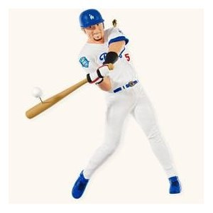 Hallmark Nomar Garciaparra- Los Angeles Dodgers 13th In Series 2008 Keepsake Ornament