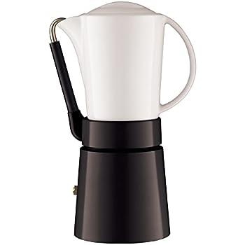Amazon.com: Aerolatte Cafe Porcellana Espresso, Negro ...