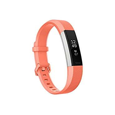 Fitbit Alta HR, Coral, Small