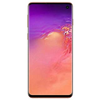 Samsung Galaxy Cellphone - S10 - Verizon - (Flamingo Pink, 128GB)