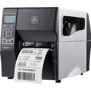 - Zebra ZT23042-T01100FZ Thermal Transfer Printer, 203 DPI, Monochrome, w/ Serial, USB, Parallel