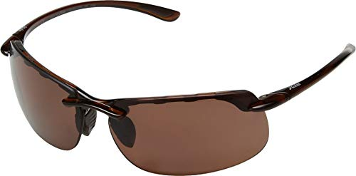 - Hobie Eyewear Pico Sunglasses (Shiny Crystal Brown Frame/Copper Polarized Pc