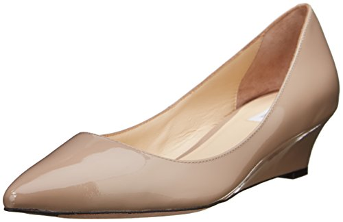 Cole Haan Women's Bradshaw Wedge 40,Maple Sugar Patent,7  2A US (Cole Haan Catalina compare prices)