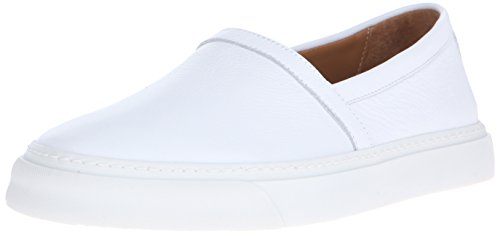 MARC JACOBS Men's S87WS0191 Slip-On Loafer, White, 42 EU/9 M US/8.5 - Marc Marc By Jacobs Uk