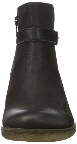 Kickers Mila - Botines Desert Mujer Schwarz (Noir Trche Grise)