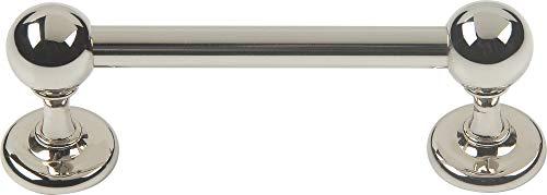 Atlas Homewares 299-PN 4-Inch Emma Pull, Polished Nickel