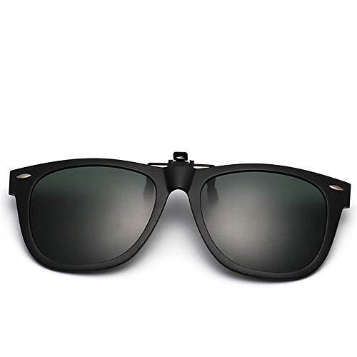 Que el de Las Verdadero D001 película con Color párrafo de Gafas de mismas del a cuelgan Mujeres y TR90 Gafas polarizadas B del Sol acortan Hombres KOMNY Manera del Espejo A Las Clip la la de Sol wHd1HE