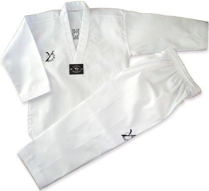 Y-DOUBLE Doble y Generation 2 Dobok de Taekwondo: Amazon.es ...