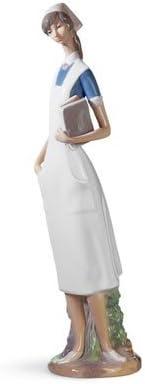 Lladro Porcelain Nurse