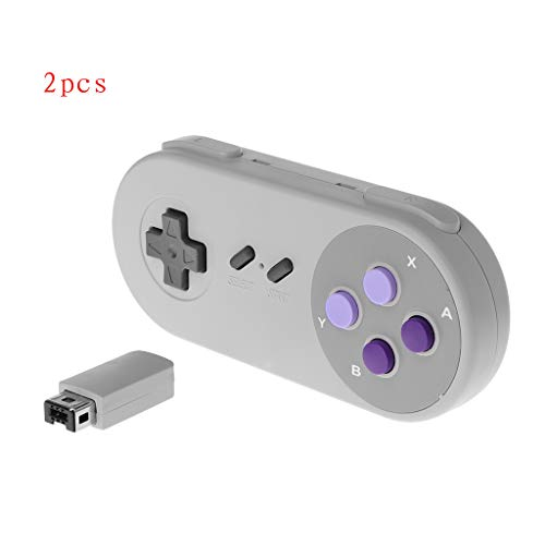 stoertuy Wireless Game Controller Gamepad for Super Nintendo Mini SNES Classic Edition ()