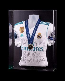 El Equipo del Real Madrid firmó la Camiseta de la Final de la ...
