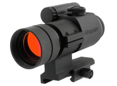Aimpoint Carbine Optic (ACO) Red Dot Reflex Sight - Best Entry-Level Aimpoint for AR15
