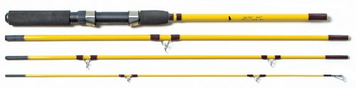 Pack-It Spin-Fly Rod 4Pc 7'6