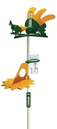 "Didax Upright Weather Station 48"" Height"