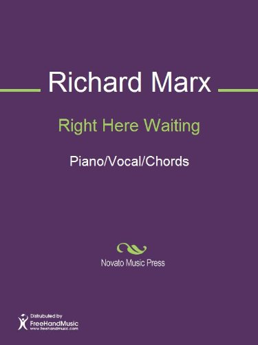 Right Here Waiting Kindle Edition By Richard Marx Arts