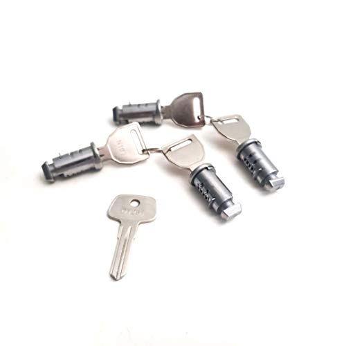 Thule Replacement Hardware 4 Locks with Change Key - 753148302