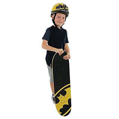 MV Sports Batman Bat Skateboard: Toys & Games