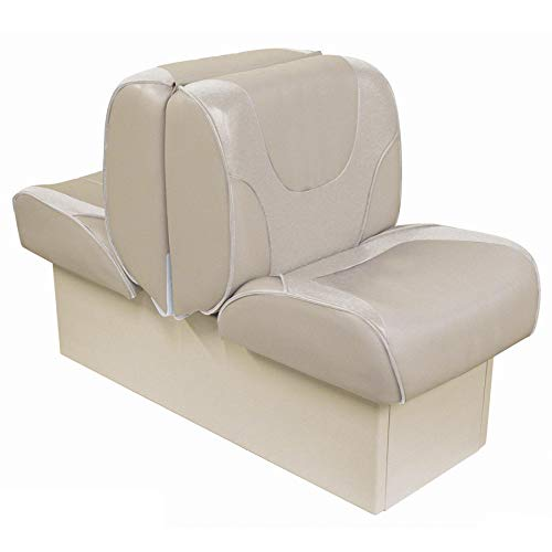 (Overton's Deluxe Back-to-Back Lounge Boat Seat with 8