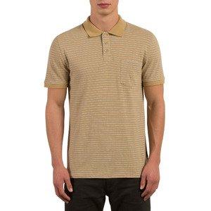 Volcom Hombres Camisa Polo - Beige - X-Small: Amazon.es: Ropa y ...